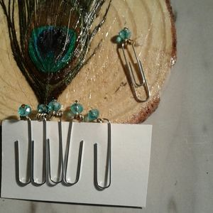 6 paperclips set